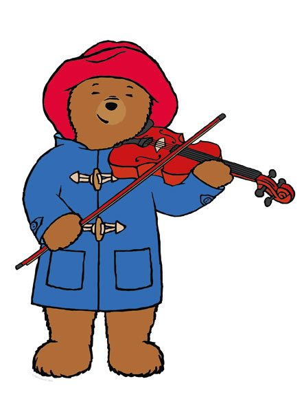 Il primo concerto dell'orsetto Paddington