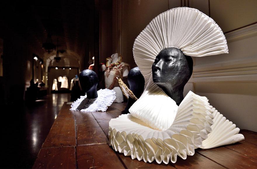 Mostra Laboratorio di Costumi e Scene del Teatro della Pergola