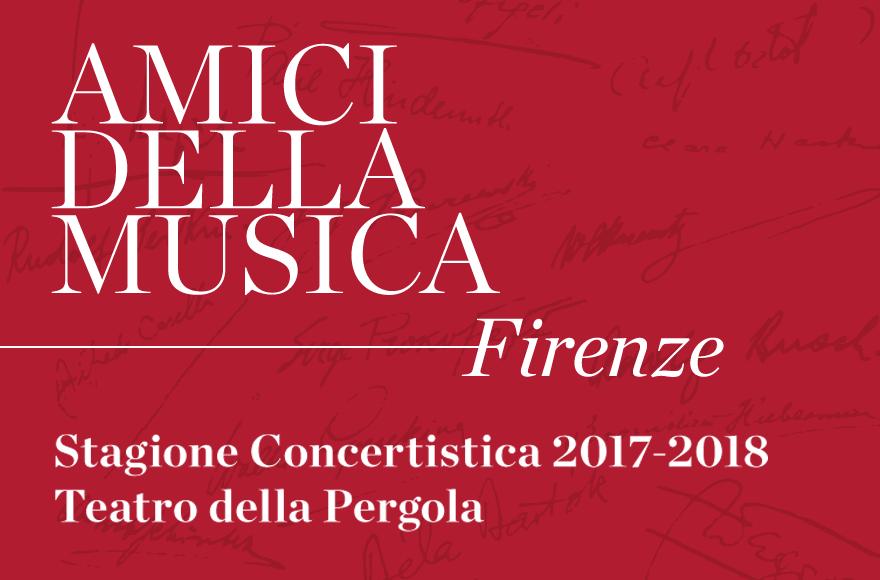 Stagione 2017/2018 Amici Della Musica