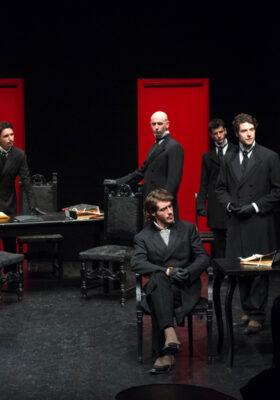 La Mafia - Foto di scena Tommaso Le Pera