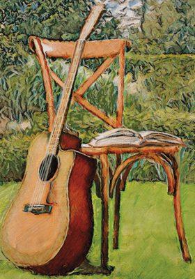 Consultazioni poetiche e musicali - Immagine Walter Sardonini