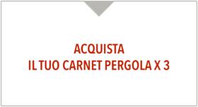 Acquista Carnet Pergola x 3