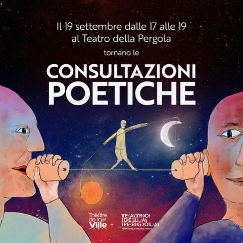 Consultazioni poetiche al Teatro della Pergola
