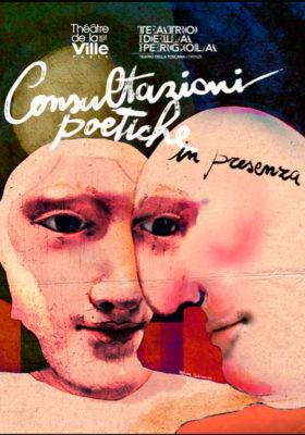 Consultazioni poetiche in presenza | Immagine Walter Sardonini